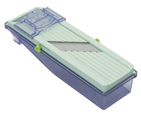 Benriner_Slicer_with_Collection_Tray