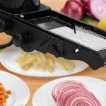 The Best Mandoline Slicer – Makes The Cook Look Better!