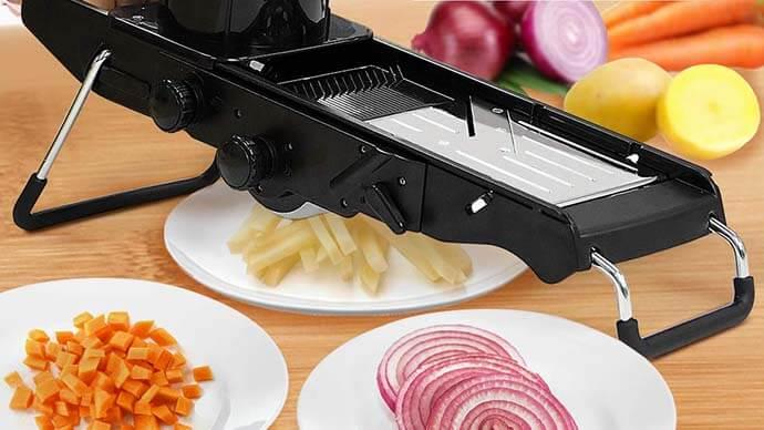 The Best Mandoline Slicer – Makes The Cook Look Better!