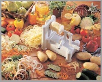 Looking For The Best Vegetable Spiral Slicer?