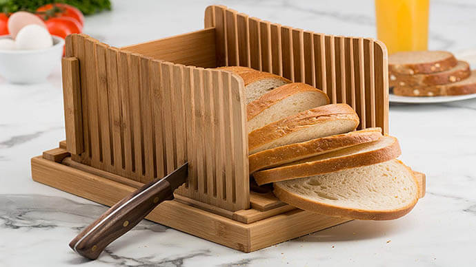The Best Bread Slicer For That Perfect Slice Of Toast!