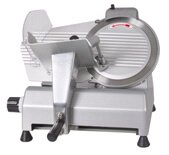 The New 10 Blade Commercial Deli Meat Cheese Food Slicer