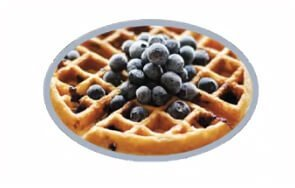 Blueberry Cinnamon Muffles