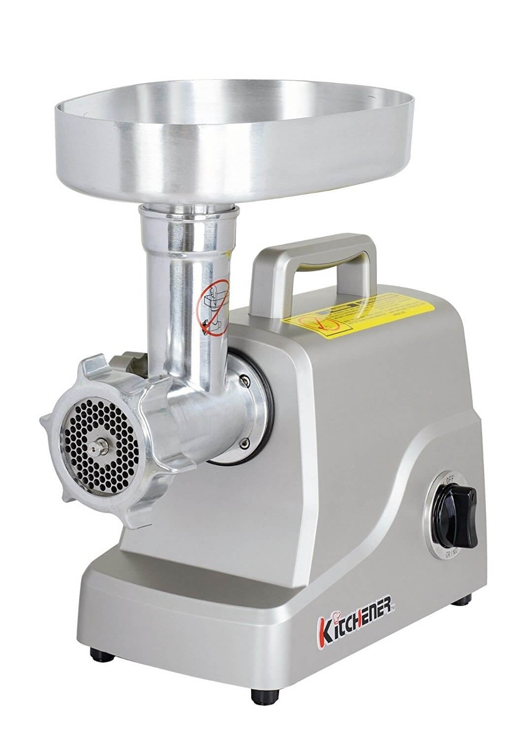 Electric Meat Grinders For Home Use ~ Electric heavy duty meat grinder a must have in your